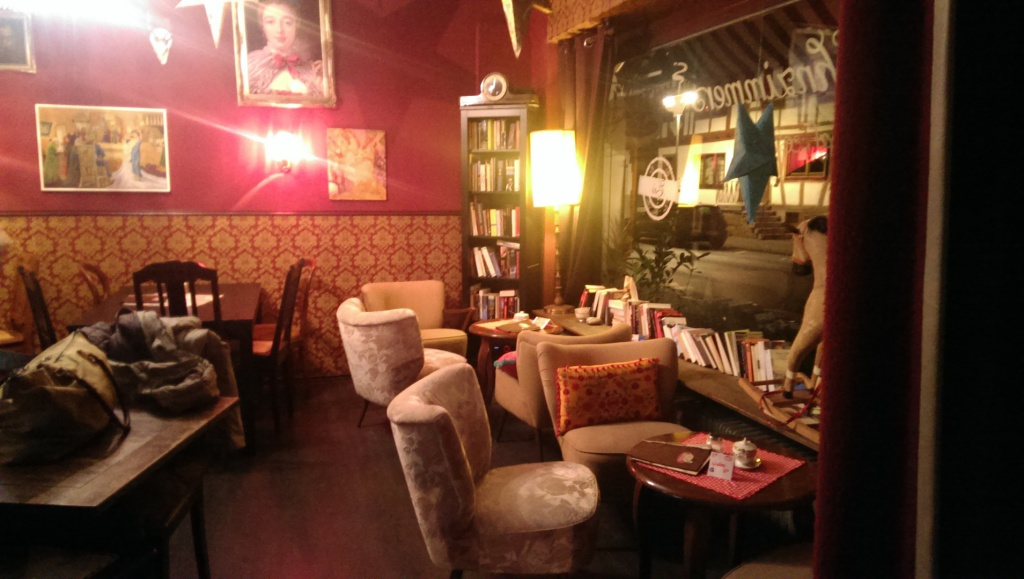Cafe Wohnzimmer - Location