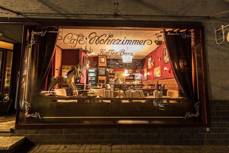 High Quality Hier Finden Sie Uns. Cafe Wohnzimmer